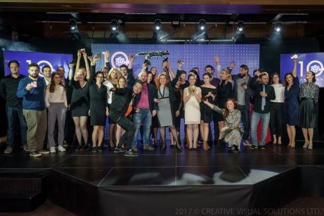 Връчиха наградите за ефективност на маркетинговите комуникации EFFIE® БЪЛГАРИЯ 2017